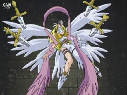 Image - Angewomon trapped.JPG | Legends of the Multi ...