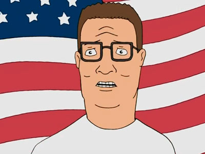 Hank Hill Characters Hank Hill is The Main