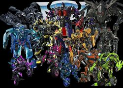 Rotf transformers characters wallpaper-other