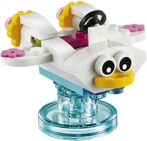 Cloud Cuckoo Car Build Instructions - Lego Dimensions ...