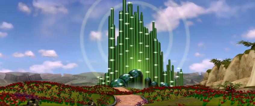 Emerald city lego dimensions wikia fandom powered by wikia for Emerald city nickname