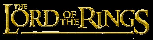Výsledek obrázku pro lotr hobbit logo