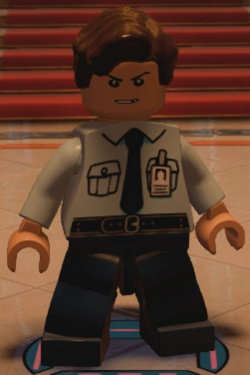 Ethan Hunt Lego Dimensions Wikia Fandom Powered By Wikia