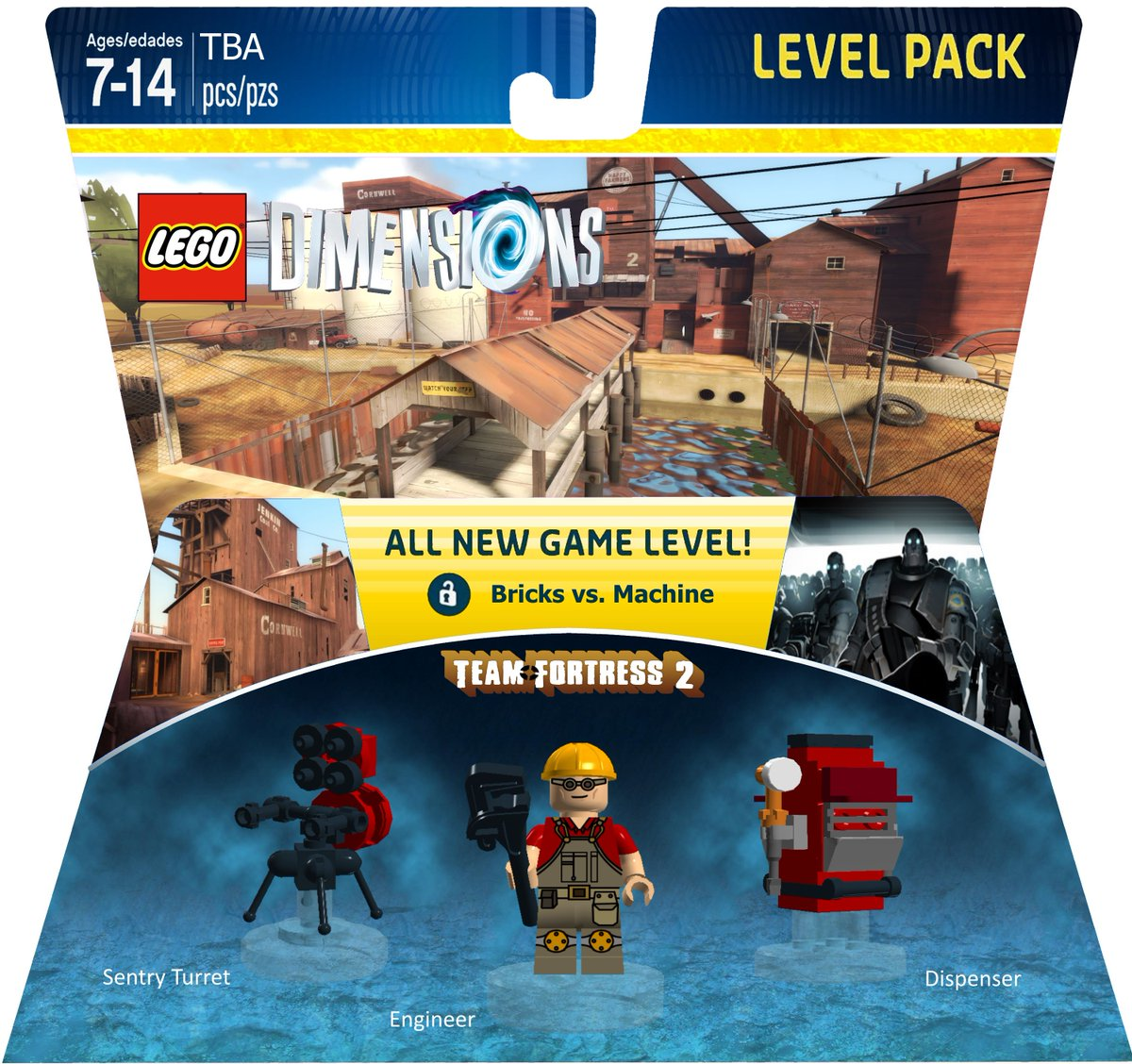 User blog:Xsizter/Team Fortress 2 Level Pack Concept ...