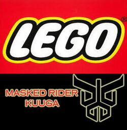 Kuuga Lego Logo