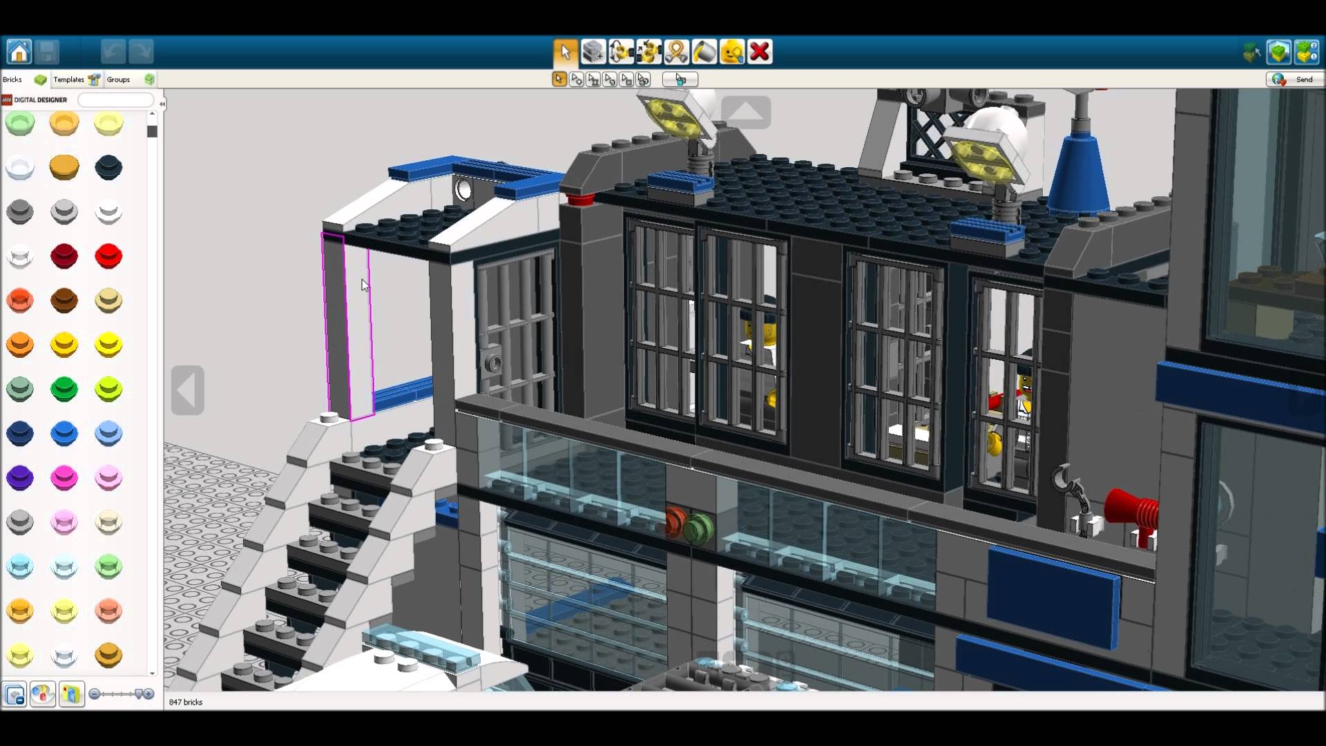 lego digital designer templates - lego digital designer lego worlds wikia fandom powered