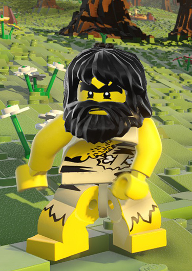 Caveman Unibrow : Caveman lego worlds wikia fandom powered by