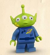 Green Alien 3