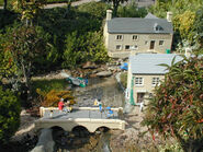 Legoland-Welshvillage