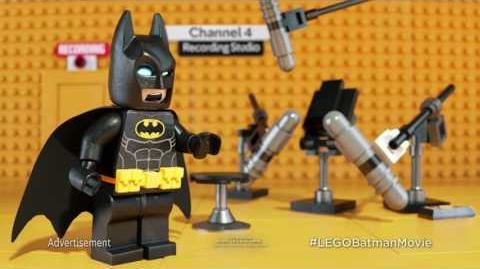 THE LEGO BATMAN MOVIE Promo Clip - Announcements (2017) Animated Comedy Movie HD