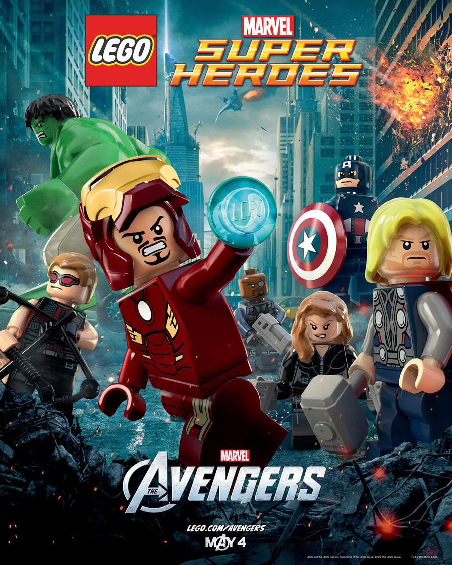 The avengers poster brickipedia fandom powered by wikia - Images avengers ...