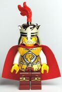 Lego kingdoms 7946 king