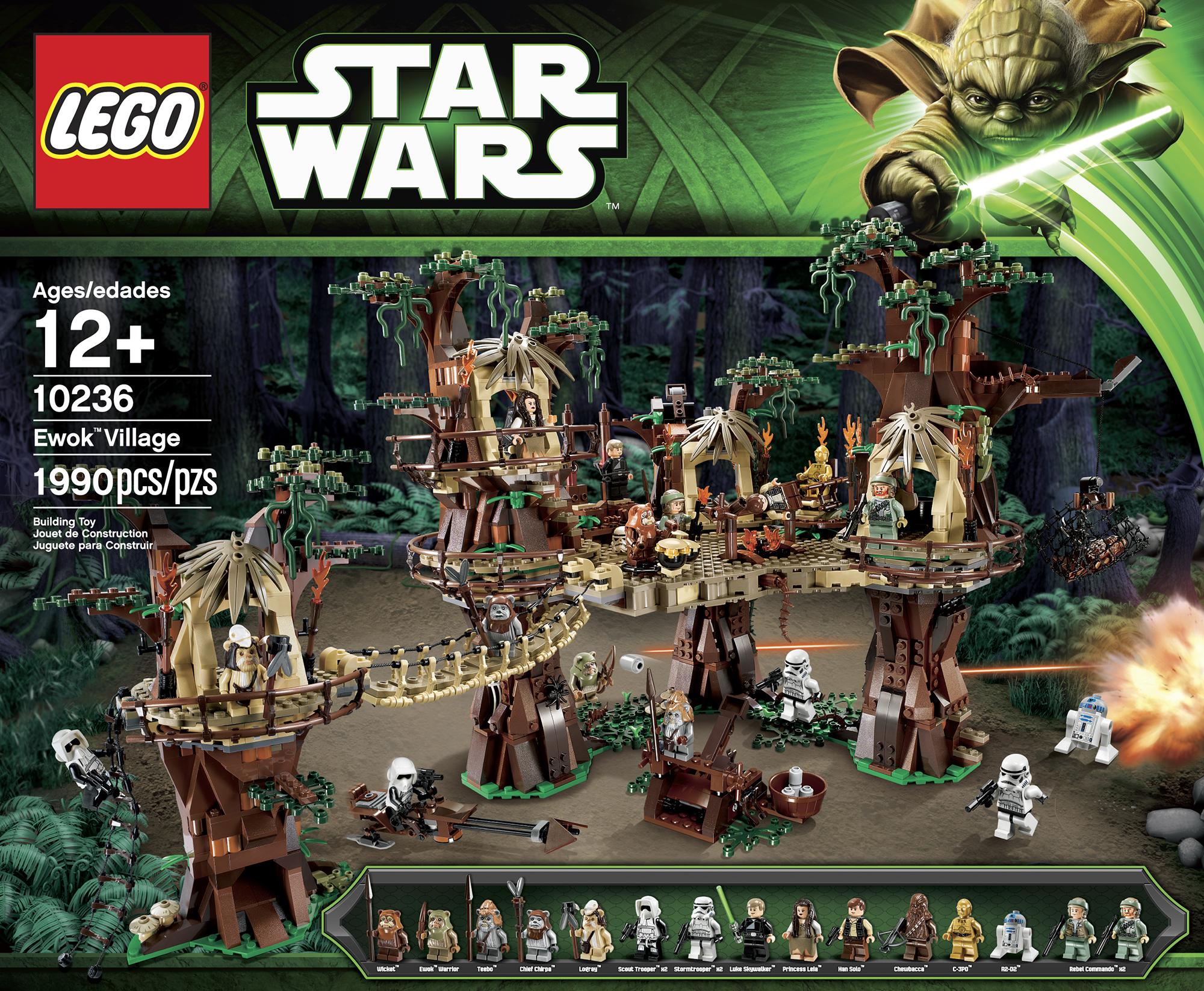 Star Wars Ewoks Welcher Teil