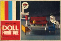 22-Doll Furniture
