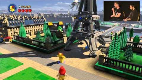 LEGO Batman 3 Beyond Gotham with TT Games - MCM London Comic Con Oct '14