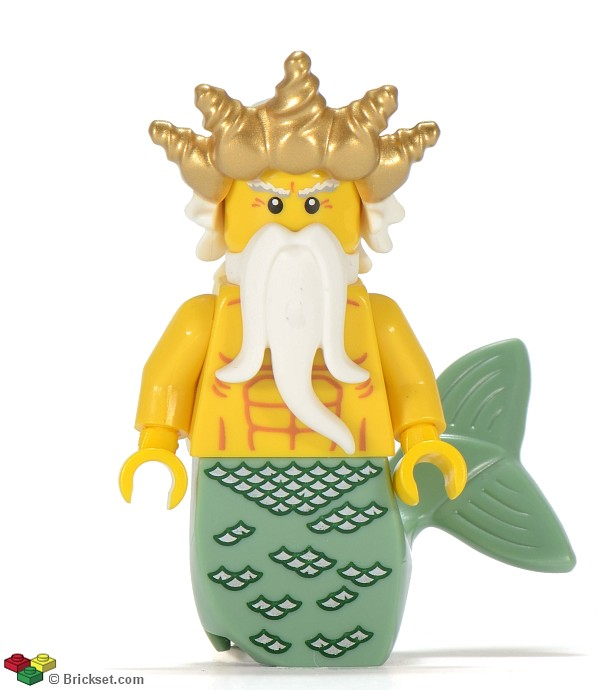 Ocean King Brickipedia Fandom Powered By Wikia