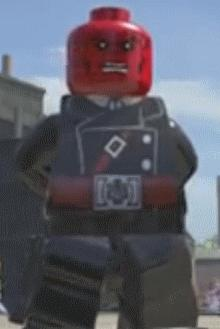 Red Skull in LEGO Marvel Super