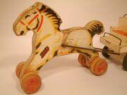 Paard en melkwagen 5