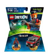 The A-Team Fun Pack