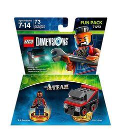 The A-Team Fun Pack