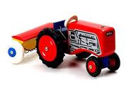 Bilofix-tractor
