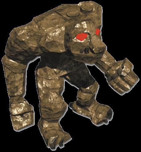 Rock Monster rr