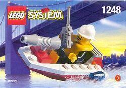 1248-Fire Boat