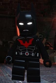 Batman Beyond Lego Sets Batman (Terry McGinnis...