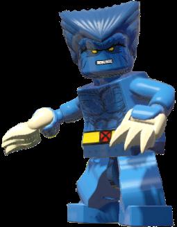 Custom:Lego Mavrel Superheros the rise of evil ...