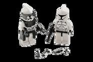 Clone minifigs