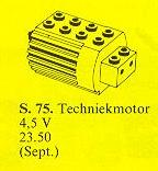 29-4.5V Motor