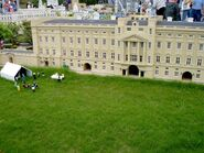 Lego Buckingham Palace 1