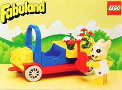 3624 Flower Car
