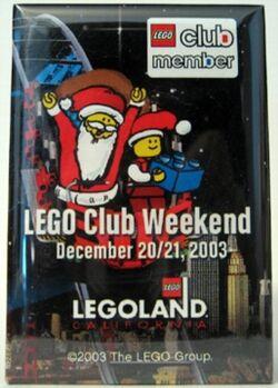 Pin35 Legoland California