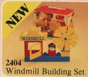 2404 Windmill Building Set