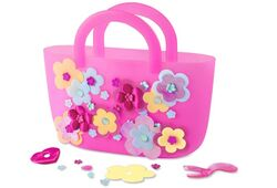 7510-Trendy Tote Hot Pink