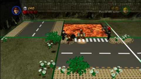 LEGO Indiana Jones 2 - Exclusive Level Editor Walkthrough Doc HD