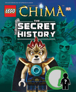 Chima The Secret History cover