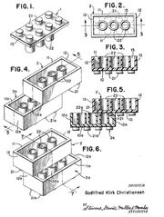 Lego-dimensions patent