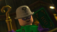 Riddler with money