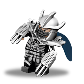 lego tmnt shredder Gallery