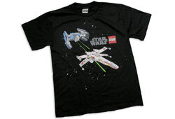 TS43 Star Wars Classic Battle T-Shirt