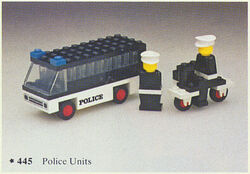 445-Police Units