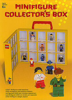 852820 Minifigure Collector's Box