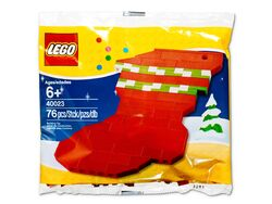 40023 Holiday Stocking