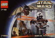 7139-2 Ewok Attack