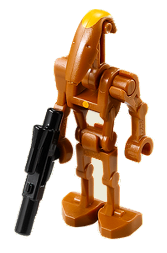 Battle droid commander brickipedia fandom powered by wikia - Lego star wars vaisseau droide ...