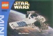 4493-1 Mini Sith Infiltrator