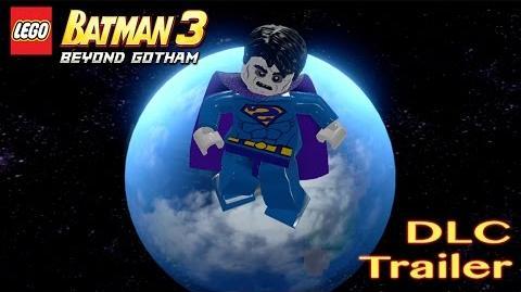 Lego Batman 3 - Bizarro DLC Trailer