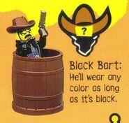 Lego mania magazine sep oct 1996 black bart